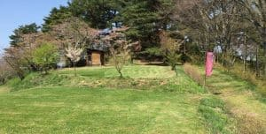 真田本城跡(松尾城)