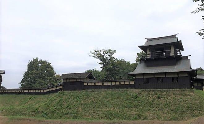 逆井城(飯沼城)