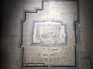 丸亀城の縄張り