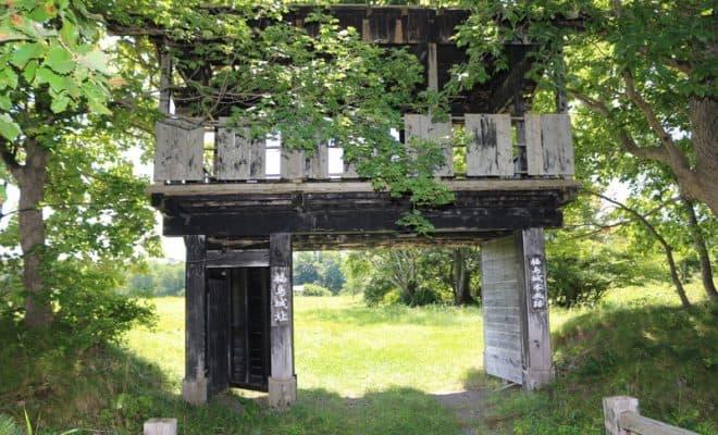 陸奥・福島城