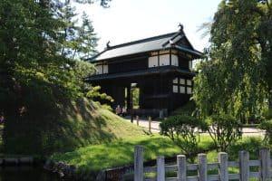 弘前城・東門