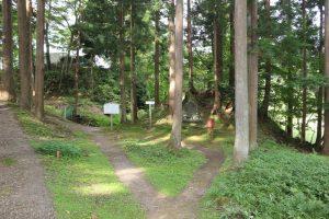 七戸城・姫塚