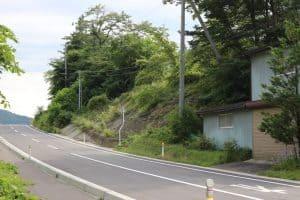 平良ヶ崎館