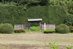 南部実光の墓