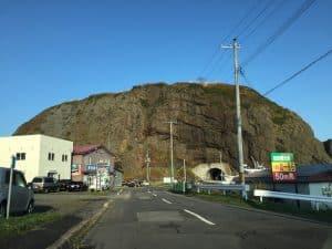オロンコ岩チャシ