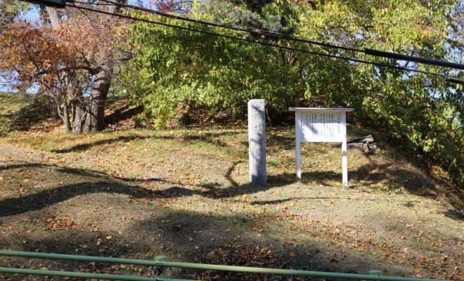 桂ヶ岡砦跡