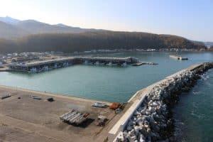 宇登呂漁港