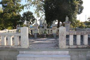 三好一族の墓
