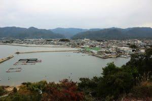 引田城からの展望