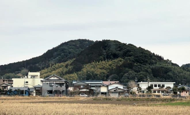 日向・目井城