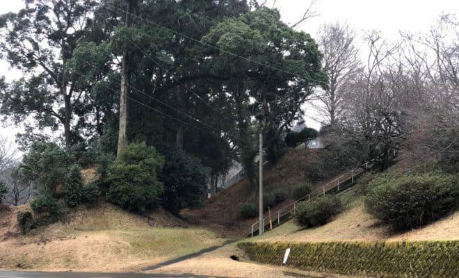 日向・山田城
