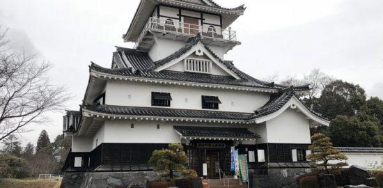 月山日和城(三俣院高城)