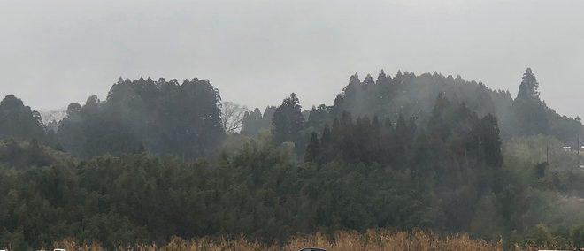 日向・高原城