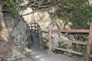 日知屋城の鵜戸神社