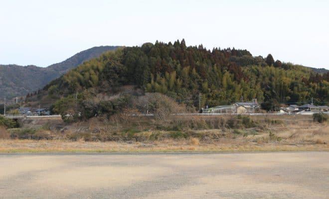 日向・松尾城(縣城)