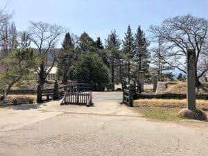 龍岡城(龍岡五稜郭)