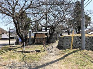 龍岡城桝形