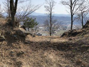 信濃・富士見城(大室城)