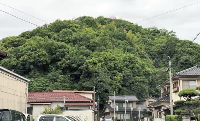 備後・亀寿山城