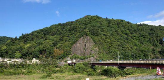 金川城(玉松城)