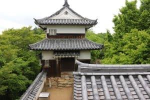 備中・松山城の二重櫓