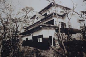 備中・松山城