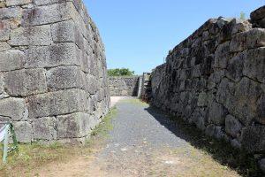 津山城の天守
