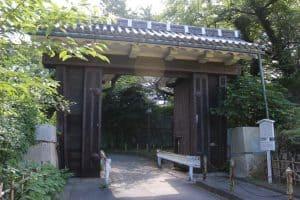名古屋城・西鉄御門