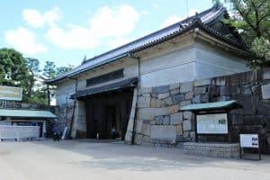 名古屋城・大手門