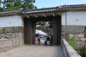 名古屋城・表二之門