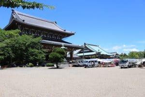 東本願寺の名古屋別院