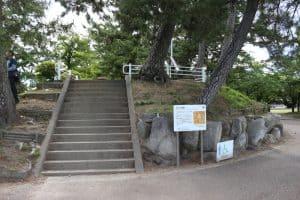 桑名城・辰巳櫓跡