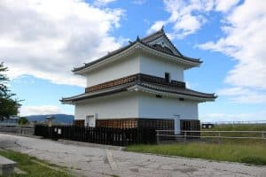 桑名城・蟠龍櫓
