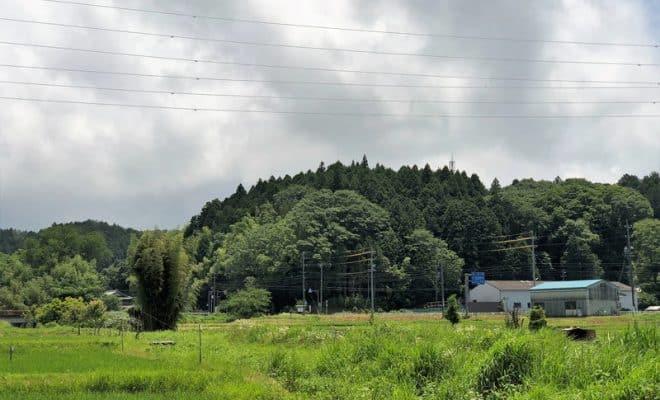 伊賀・掛田城