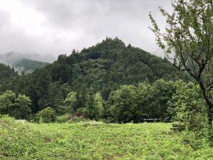 霧山城(多気城)