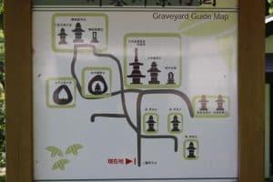 林泉寺の墓
