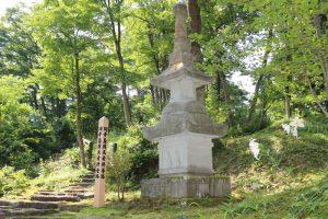 川中島合戦戦死者の供養塔