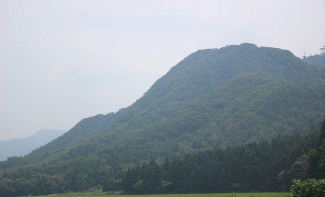 越後・鳥坂城(胎内市)
