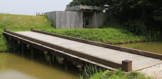 江上館(奥山荘城館)