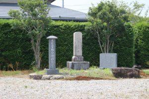 水原親憲の墓