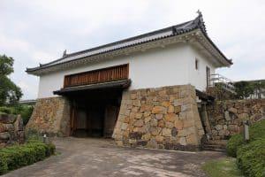 田辺城資料館