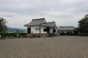 福知山城・銅門番所