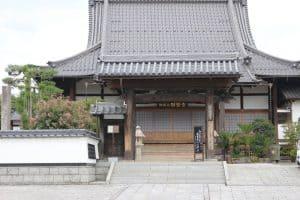 福知山城の城門