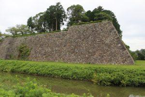 篠山城の天守台