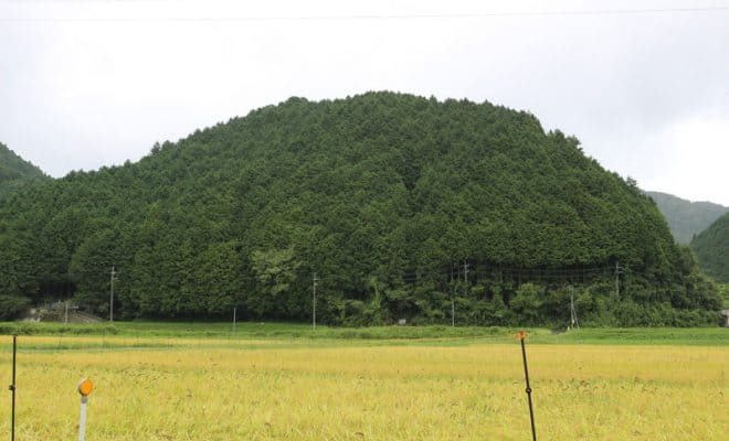 丹波・山垣城