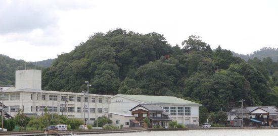 丹後・久美浜城