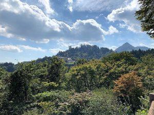 青梅の武蔵・御岳城