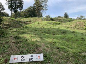 武蔵・杉山城