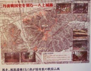 八上城の戦い