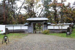 旧池田氏庭園(払田分家庭園)